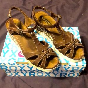 Roxy Wedge shoes